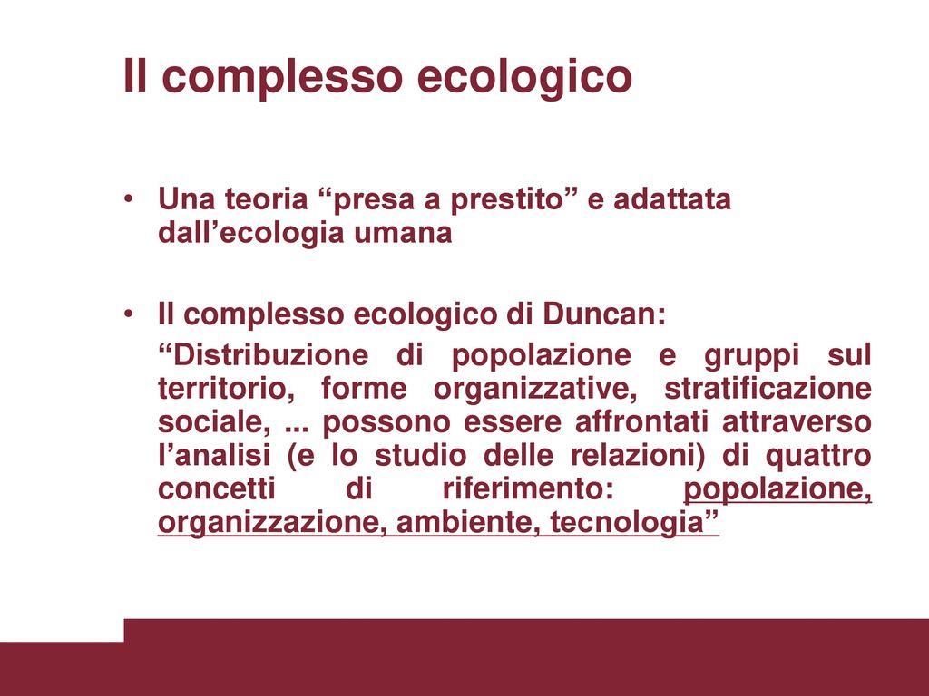 La sociologia dell ambiente ppt scaricare - Teoria delle finestre rotte sociologia ...
