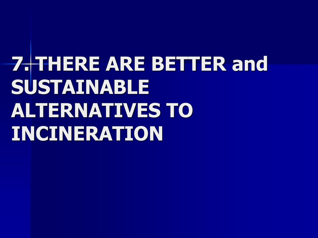 waste linking the local and global crises ppt scaricare