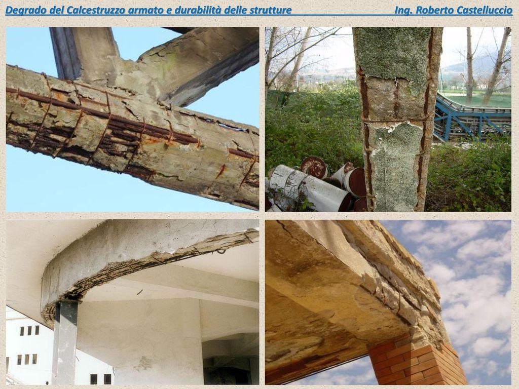 Degrado del calcestruzzo armato e durabilit delle for Progetta i tuoi piani di casa