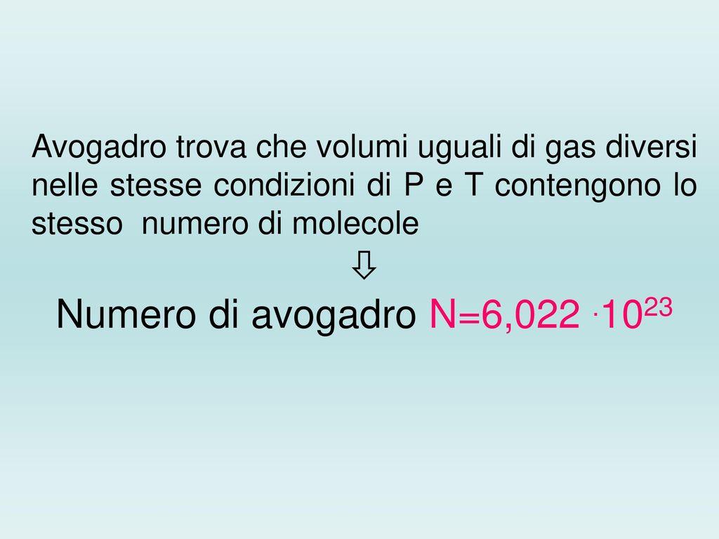 La costanza della massa nelle reazioni chimiche la legge di lavoisier ppt scaricare - Volumi uguali di gas diversi ...