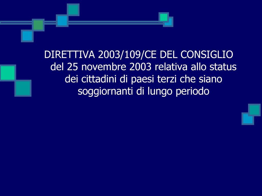 Beautiful Soggiornanti Di Lungo Periodo Contemporary - Amazing ...