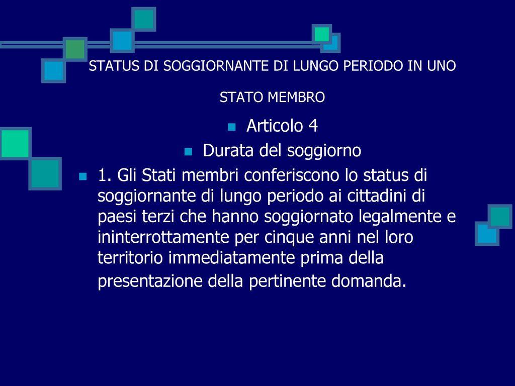 TUTELE ANTI-DISCRIMINATORIE NELL\'UNIONE EUROPEA - ppt scaricare