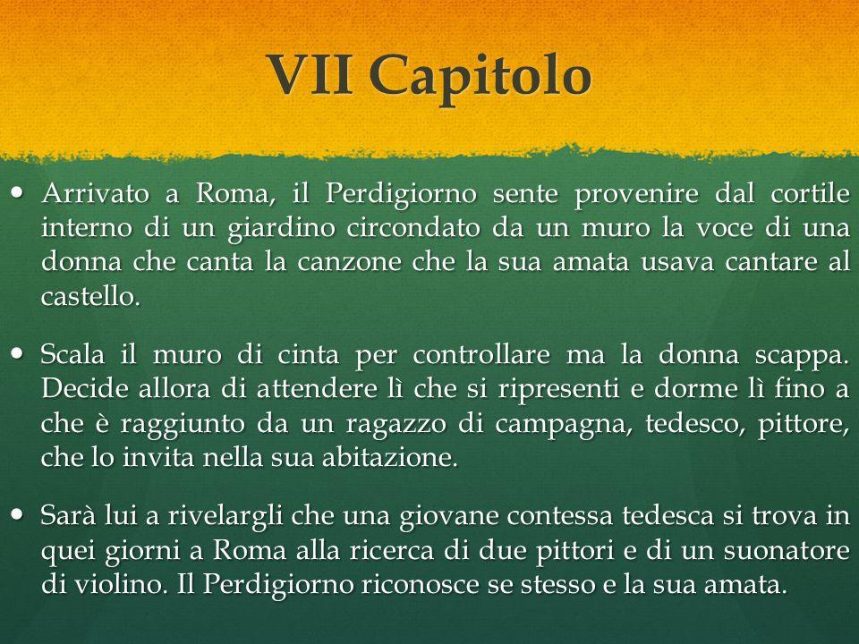 VII Capitolo