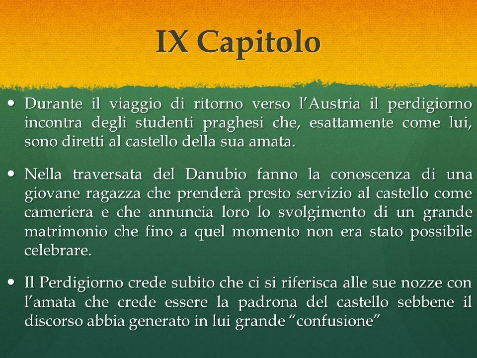 IX Capitolo