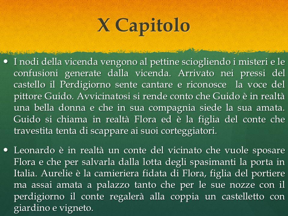 X Capitolo