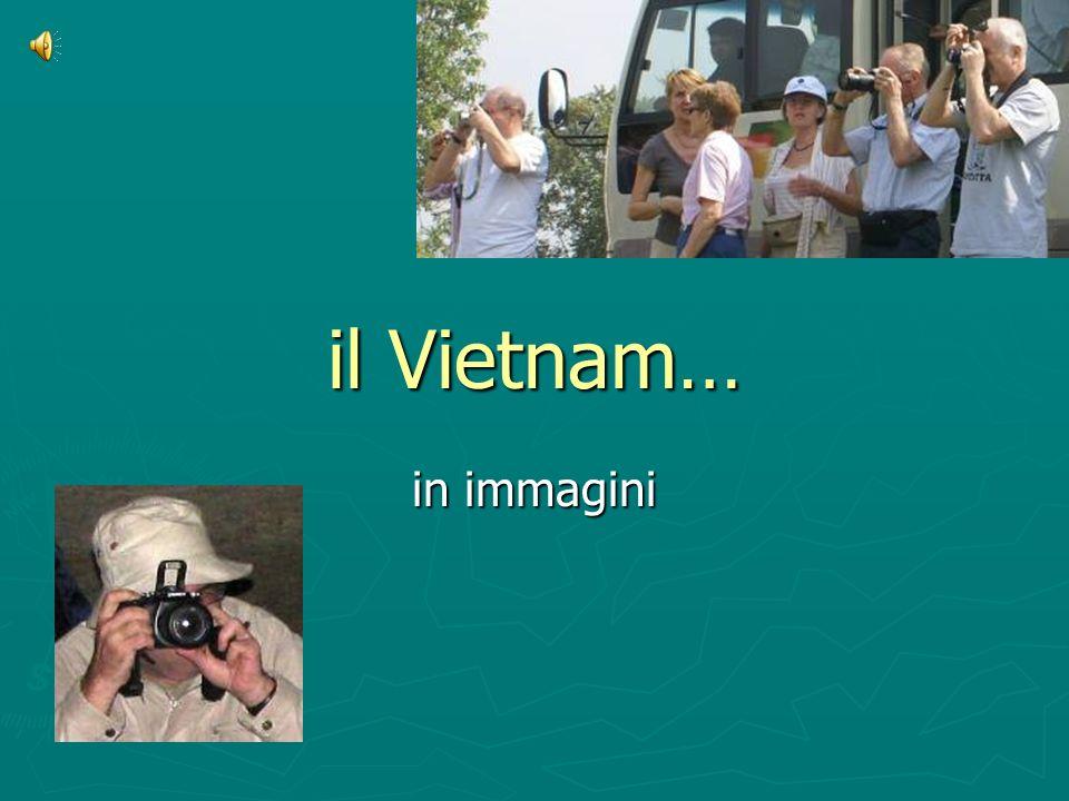 il Vietnam… in immagini
