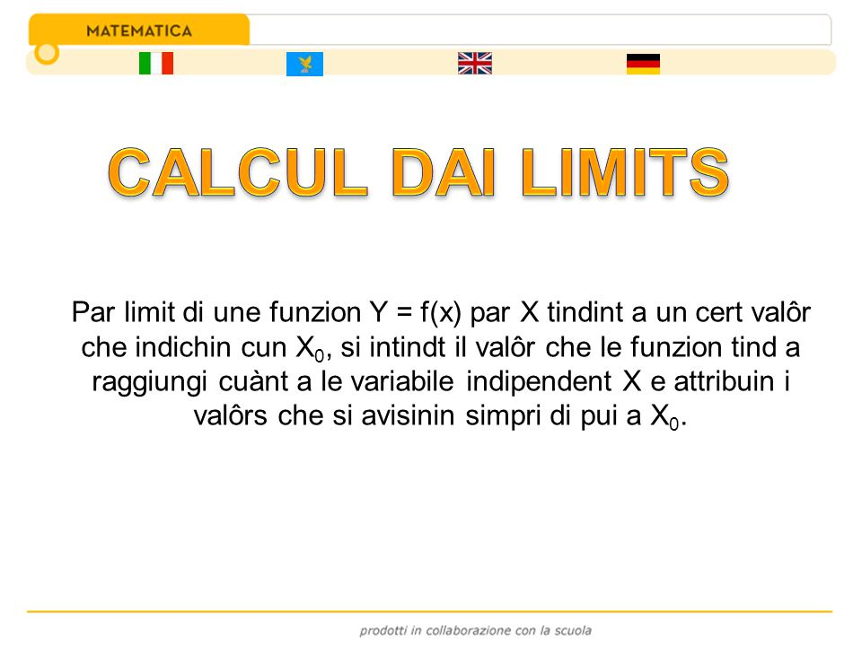 CALCUL DAI LIMITS