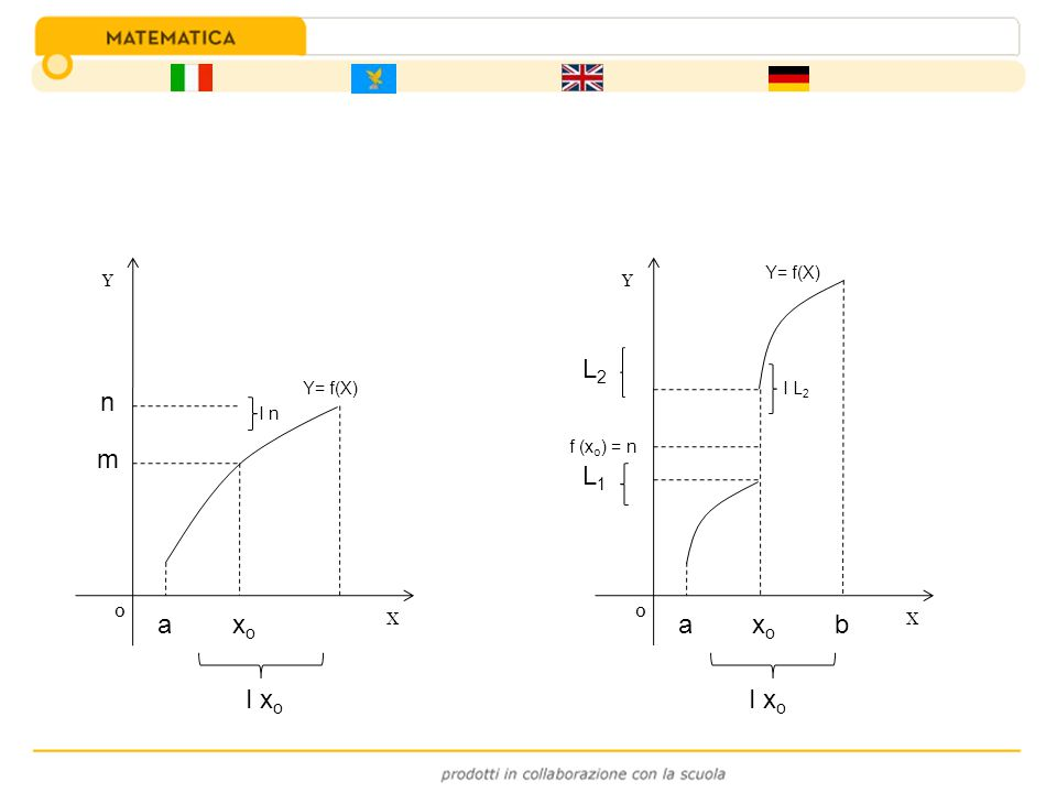 L2 n m L1 a xo a xo b I xo I xo Y= f(X) Y Y Y= f(X) I L2 I n