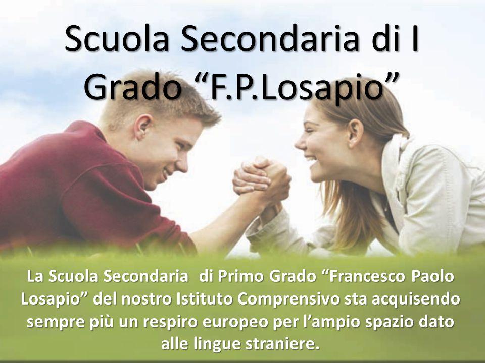Scuola Secondaria di I Grado F.P.Losapio