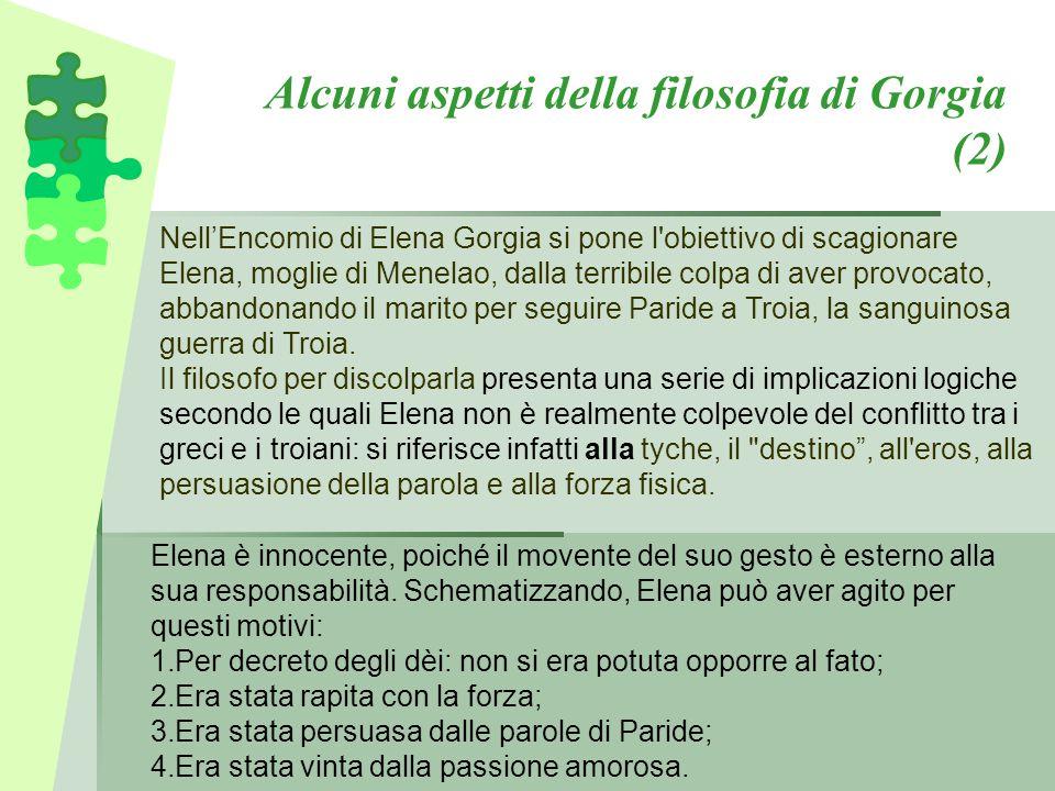 Alcuni aspetti della filosofia di Gorgia (2)
