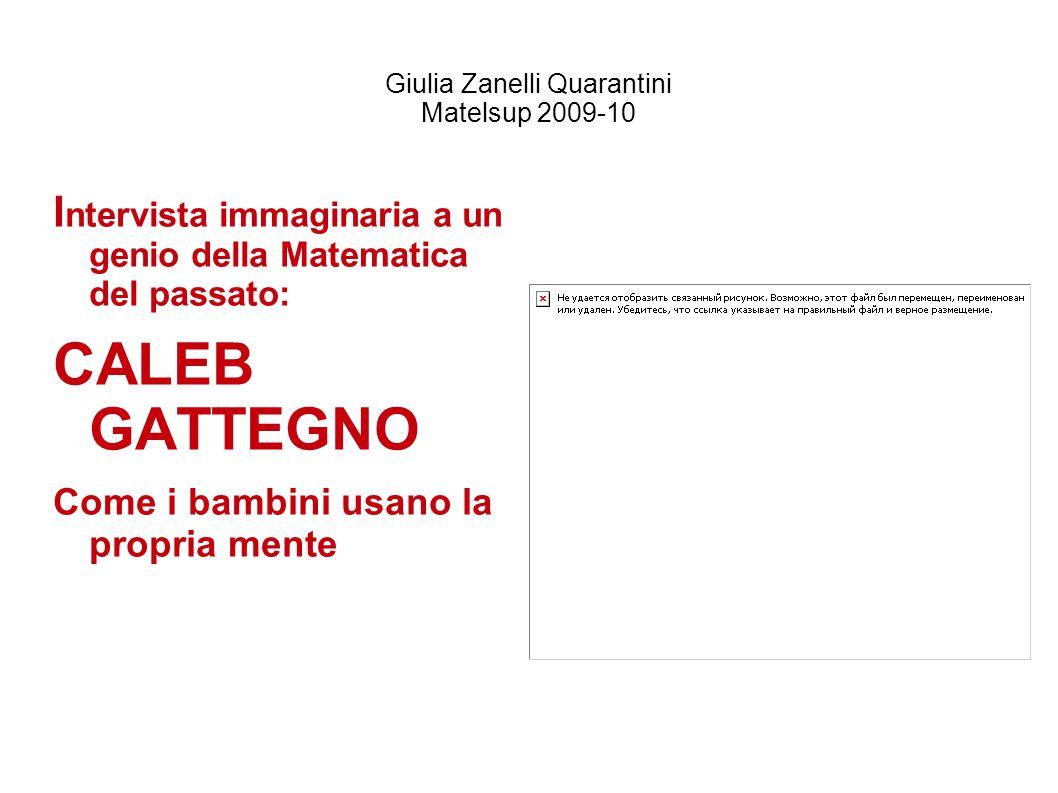 Giulia Zanelli Quarantini Matelsup 2009-10