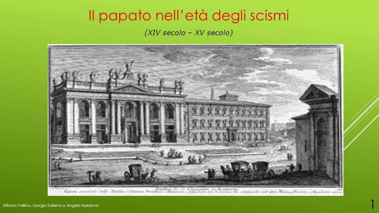 Il papato nell'età degli scismi
