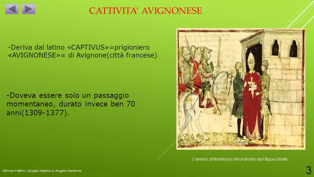 CATTIVITa' AVIGNONESE