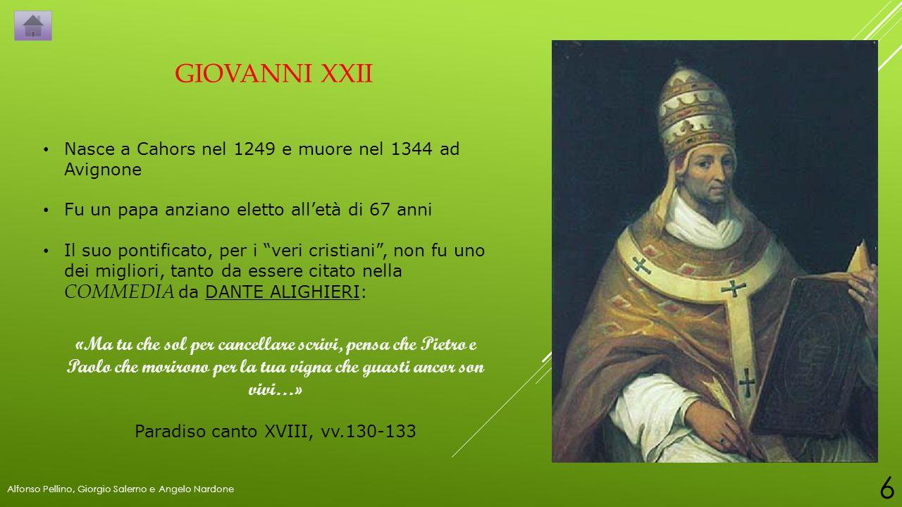 Paradiso canto XVIII, vv.130-133