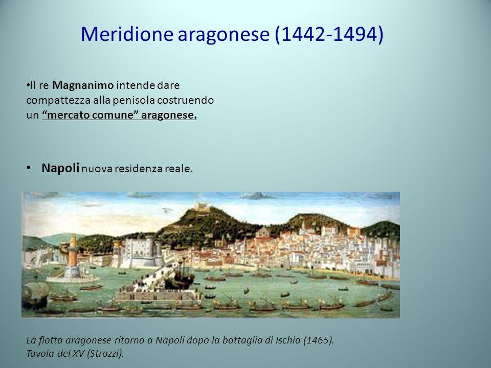 Meridione aragonese (1442-1494)
