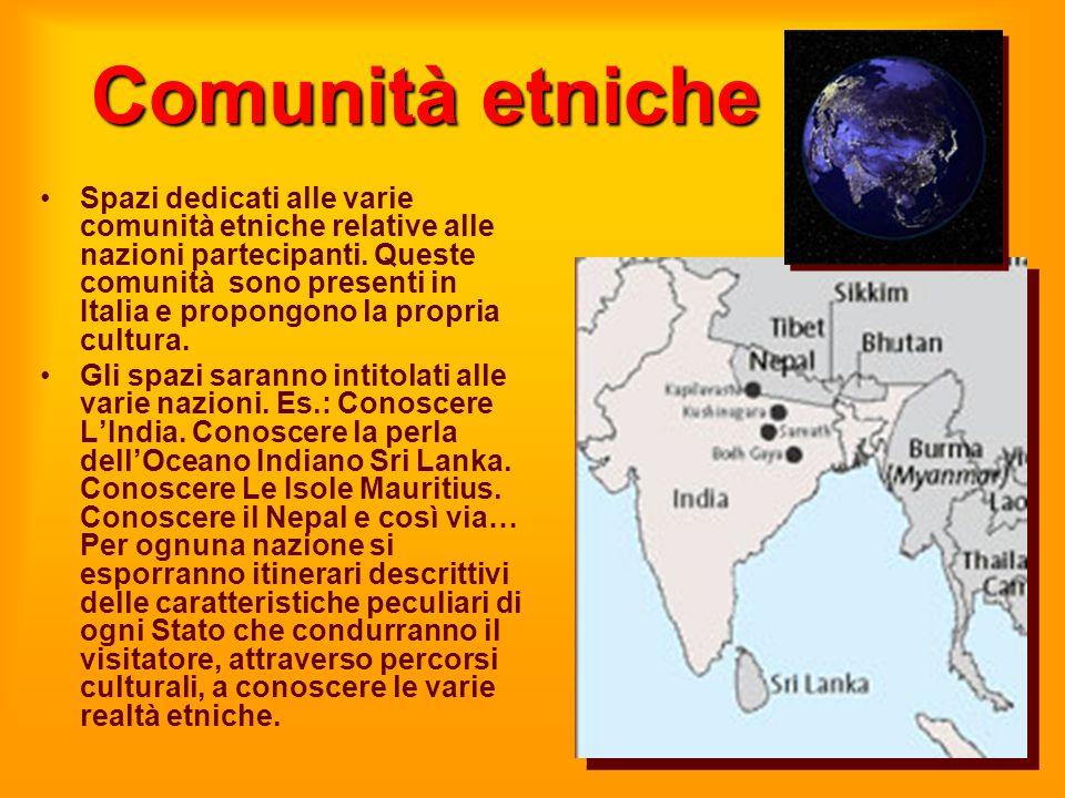Comunità etniche