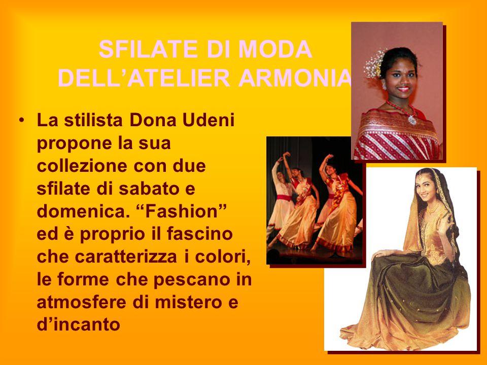 SFILATE DI MODA DELL'ATELIER ARMONIA