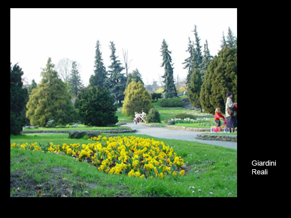 Giardino Botanico Parco del Valentino