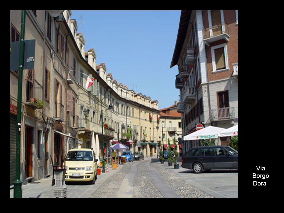 Via Borgo Dora