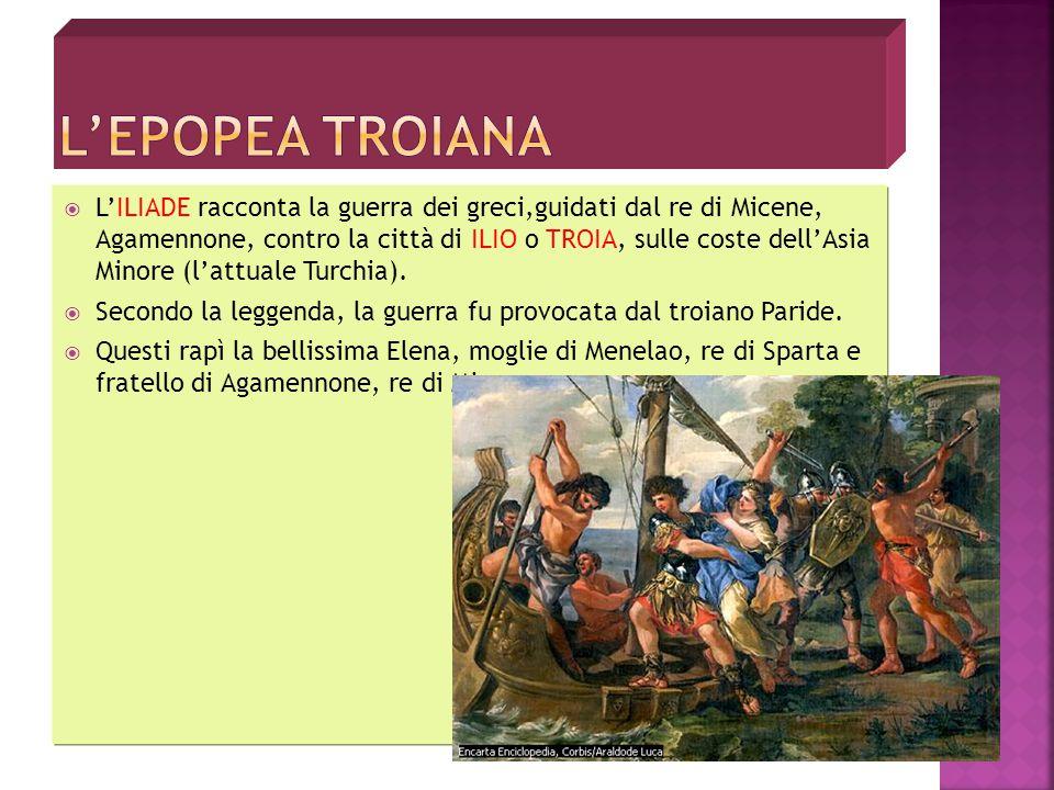 L'epopea troiana