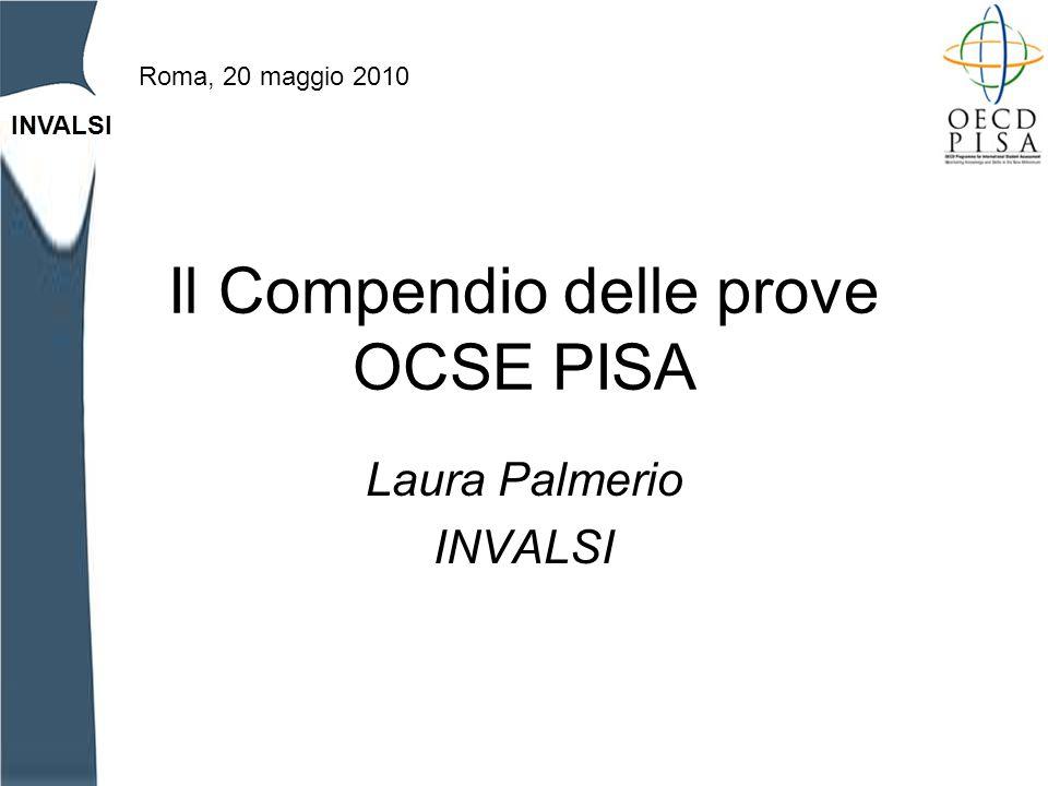 Il Compendio delle prove OCSE PISA