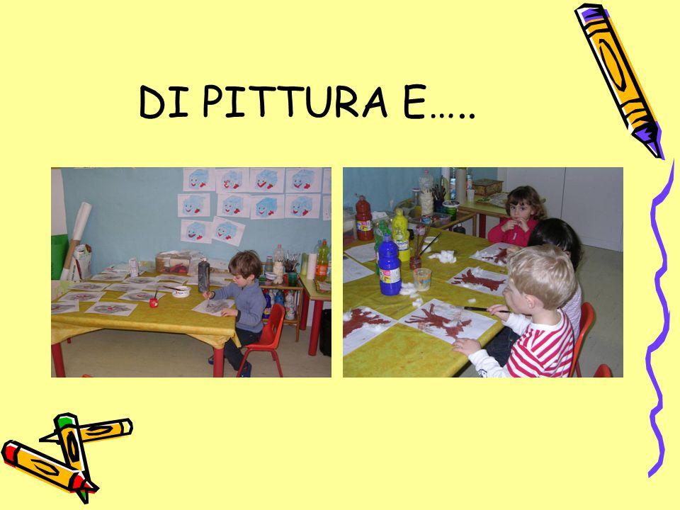 DI PITTURA E…..