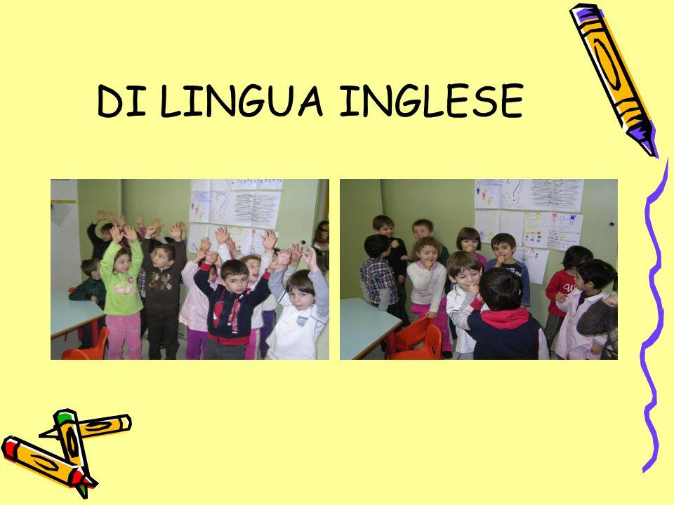 DI LINGUA INGLESE