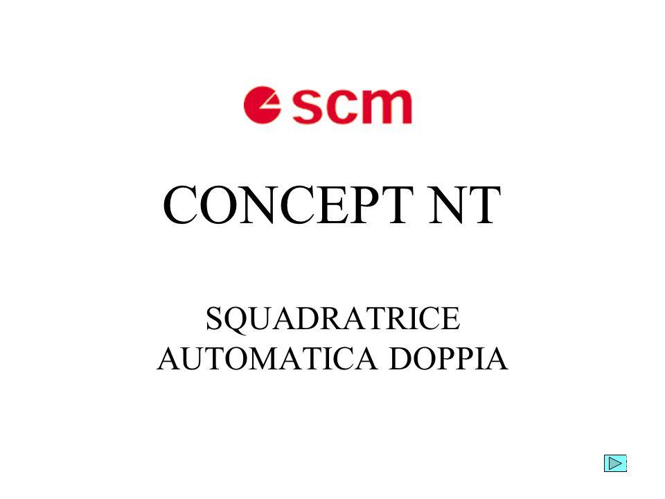 SQUADRATRICE AUTOMATICA DOPPIA