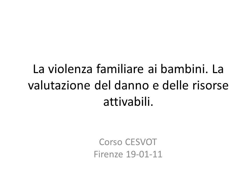 Corso CESVOT Firenze 19-01-11
