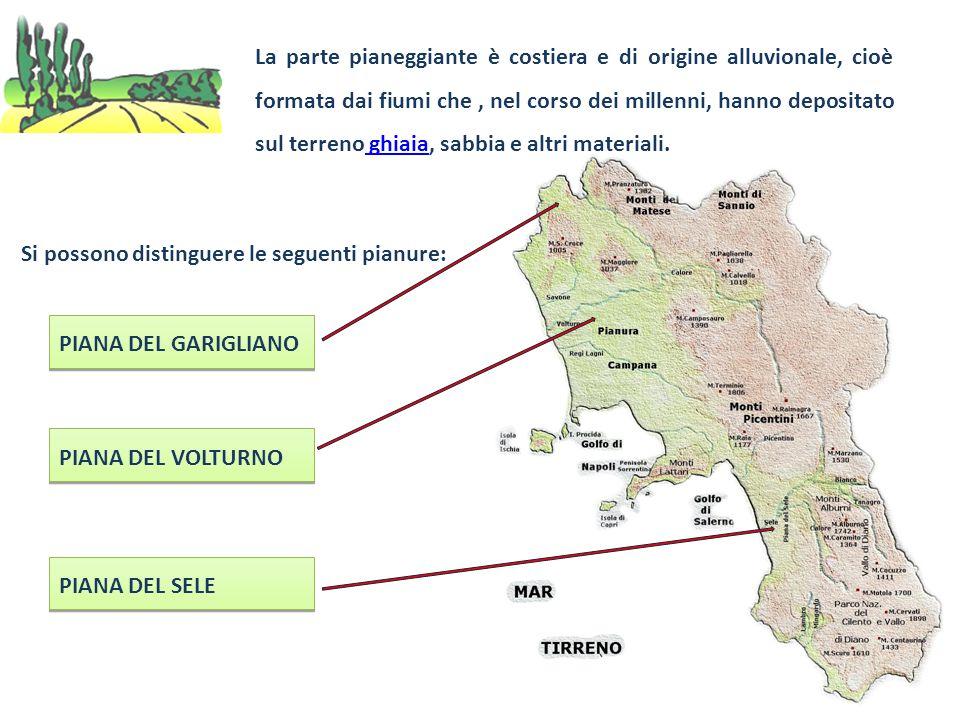 Campania la campania una regione dell italia meridionale for Setacciavano la sabbia dei fiumi