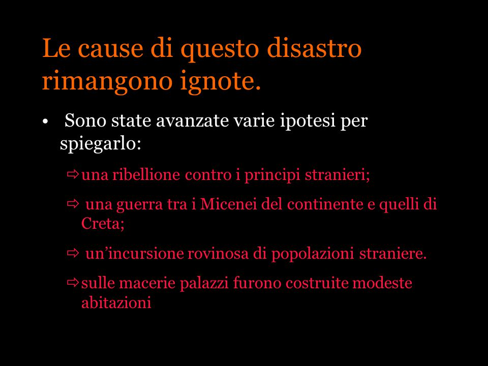 Le cause di questo disastro rimangono ignote.