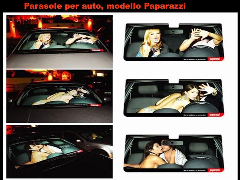 Parasole per auto, modello Paparazzi