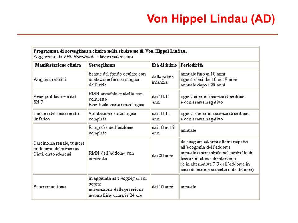 Von Hippel Lindau (AD)