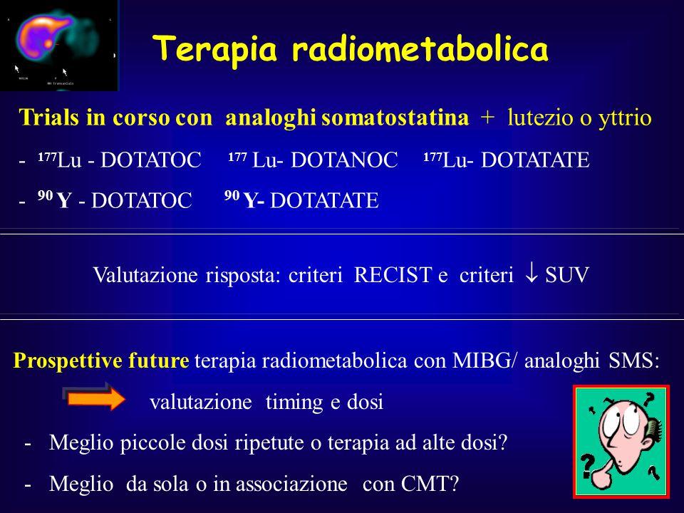 Terapia radiometabolica