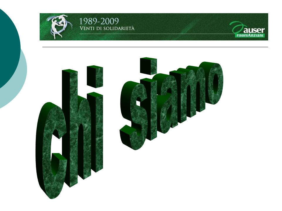 chi siamo