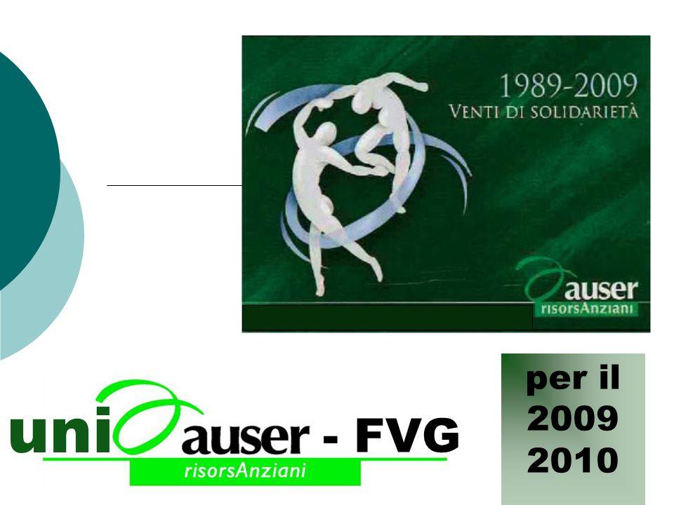per il 2009 2010 uni - FVG