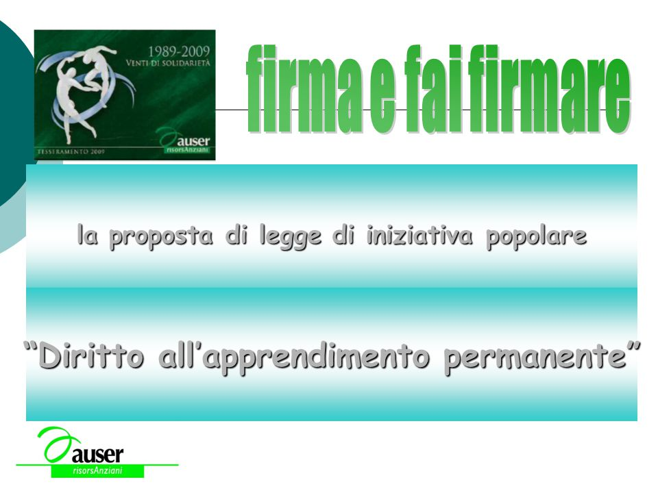 Diritto all'apprendimento permanente