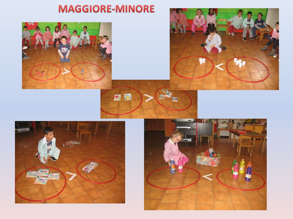 MAGGIORE-MINORE