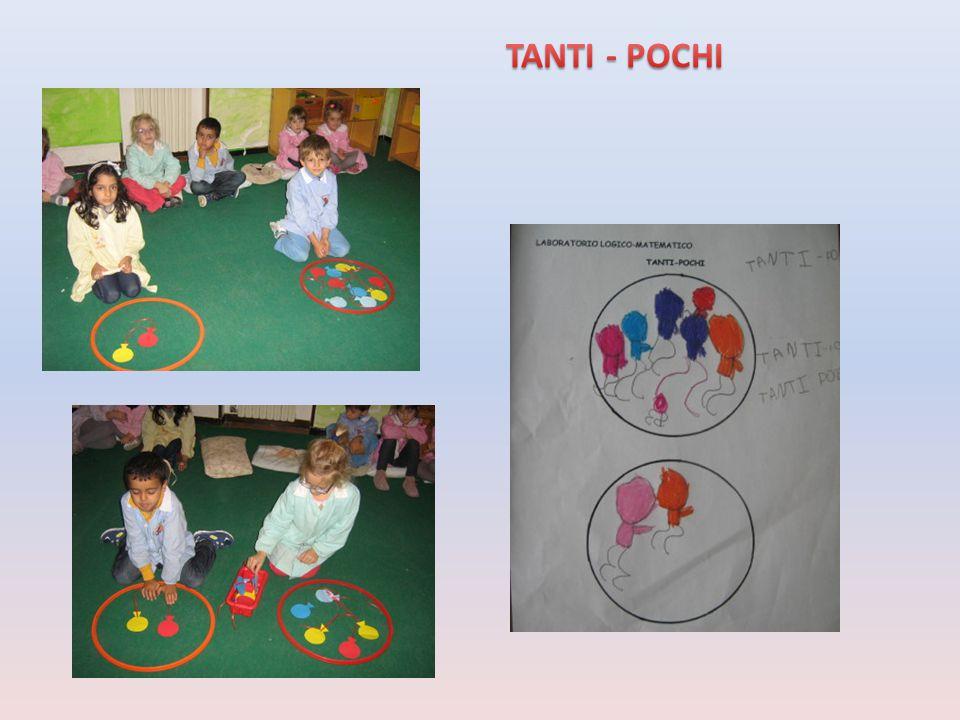 TANTI - POCHI
