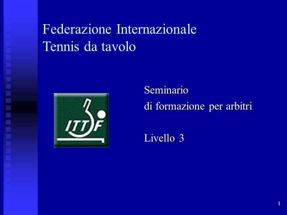 Federazione Internazionale Tennis da tavolo