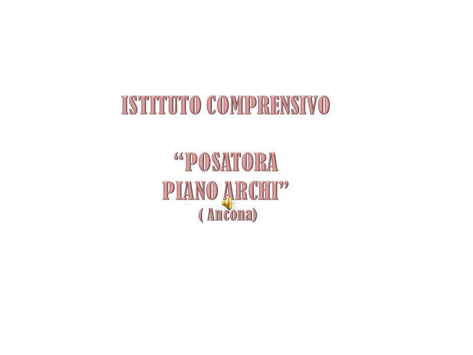 ISTITUTO COMPRENSIVO POSATORA PIANO ARCHI