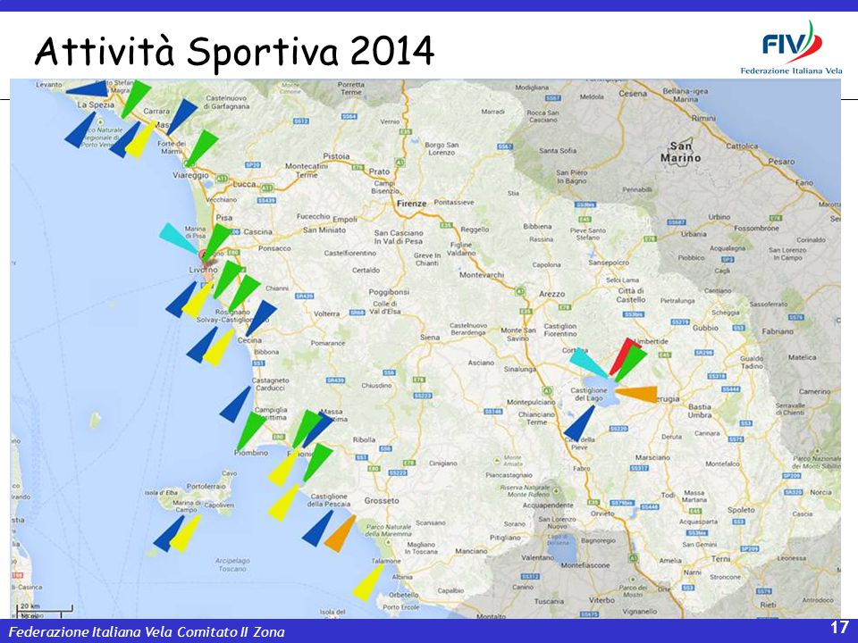 Attività Sportiva 2014
