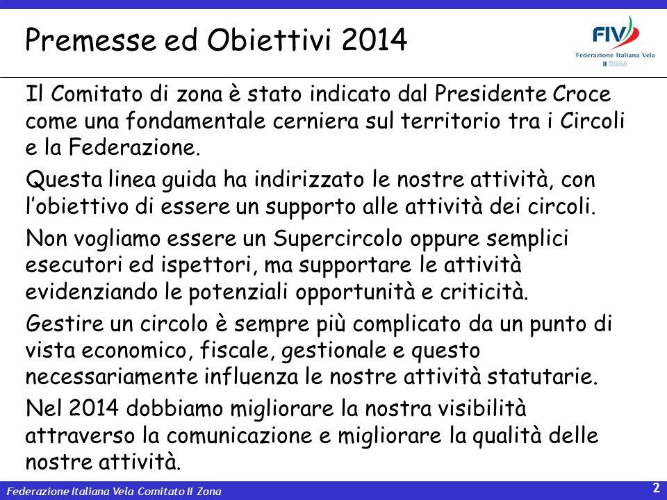 Premesse ed Obiettivi 2014