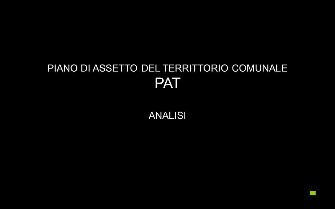 PIANO DI ASSETTO DEL TERRITTORIO COMUNALE