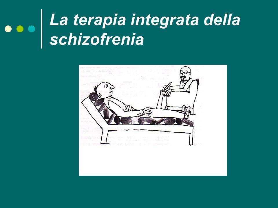 La terapia integrata della schizofrenia