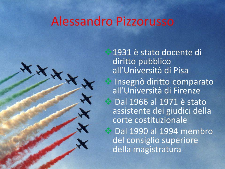 Alessandro Pizzorusso