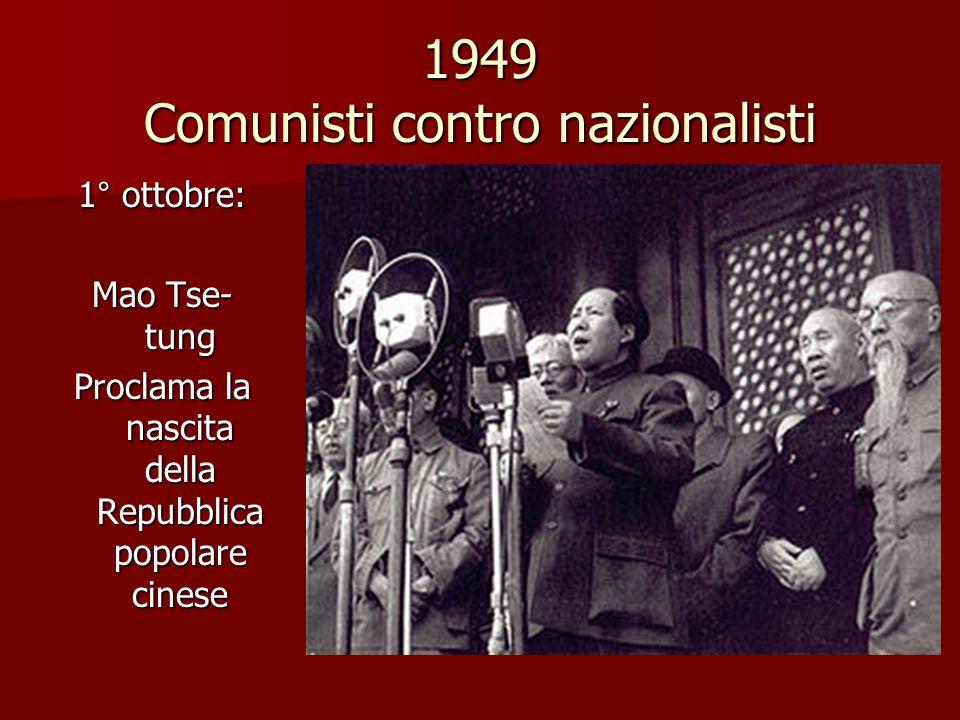 1949 Comunisti contro nazionalisti