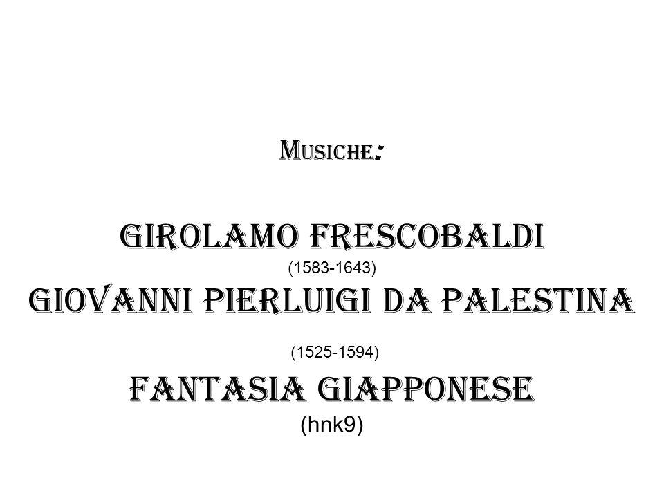Girolamo Frescobaldi Musiche: (hnk9)
