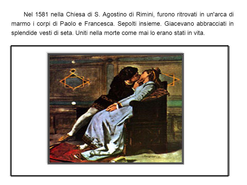 Nel 1581 nella Chiesa di S.