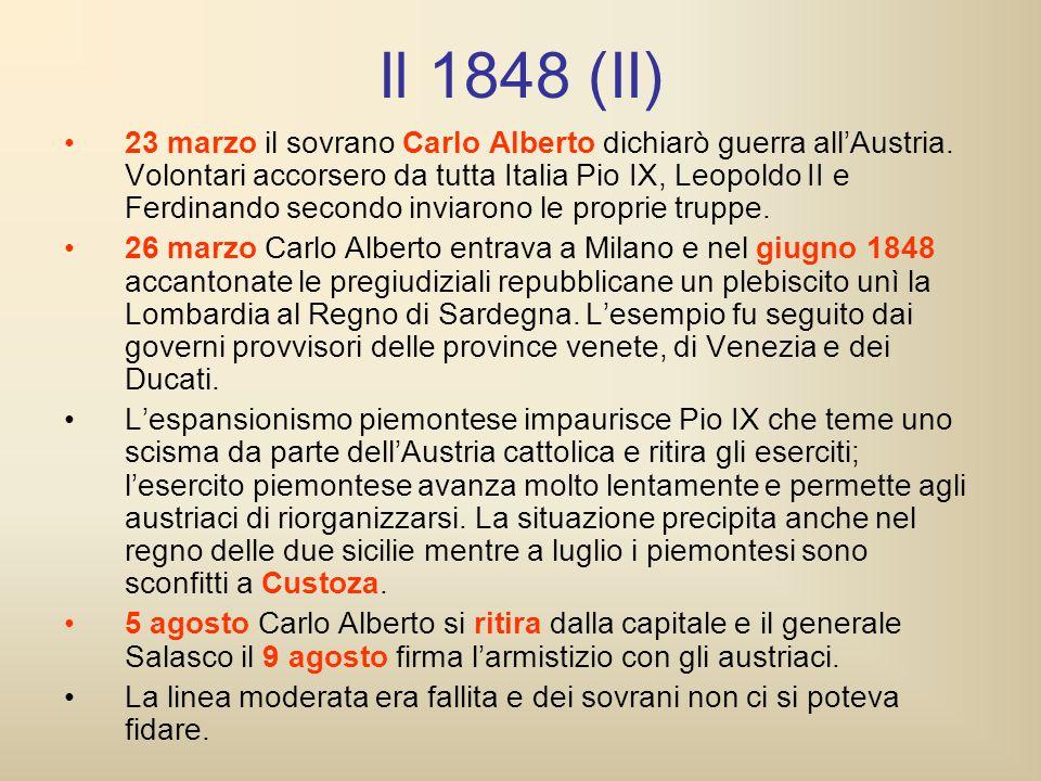 Il 1848 (II)